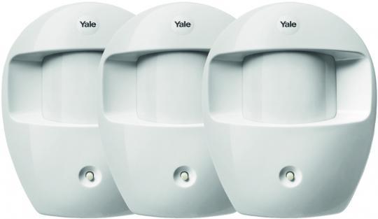 Yale PIR-Bewegungsmelder SR-A100-3PET