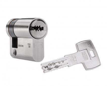 Dom IX TwinStar® VdS BZ+ Halbzylinder
