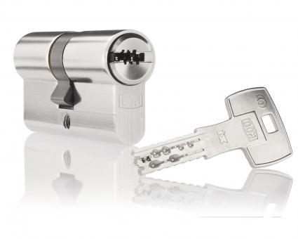 Dom IX TwinStar® VdS BZ+ Doppelzylinder,Schließzylinder