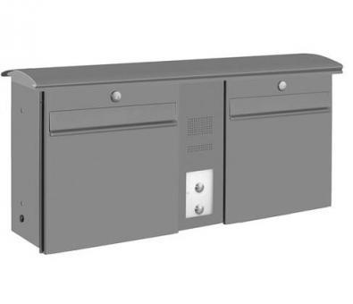 Max Knobloch LIKNO DUO XAS9001N-RD grau-alu RAL9007