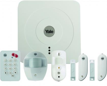Yale Smart Home Alarm Set SR-3200i